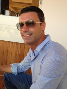 Cristian Comin, Presidente di Gest.A